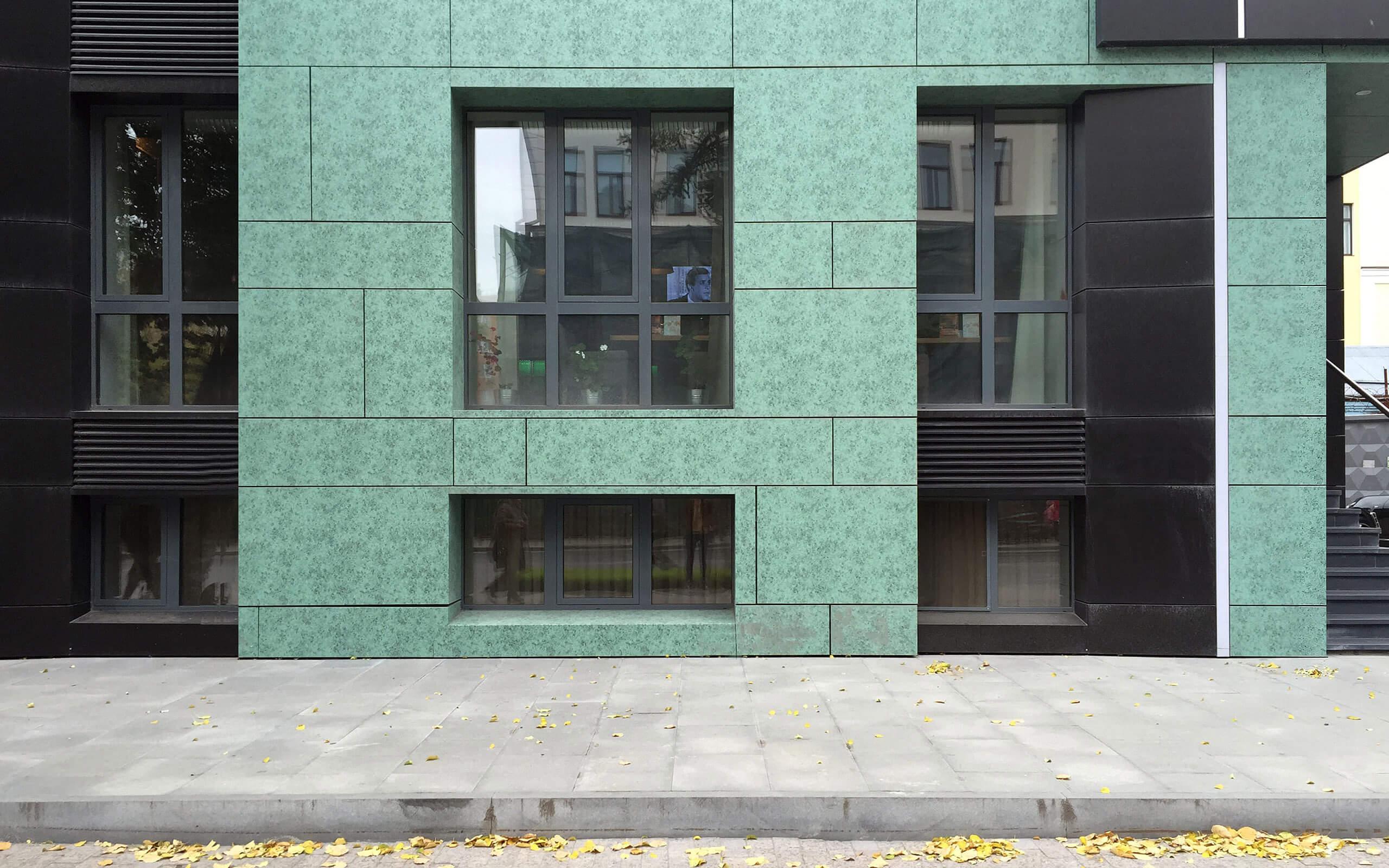 office facades. Office Facades